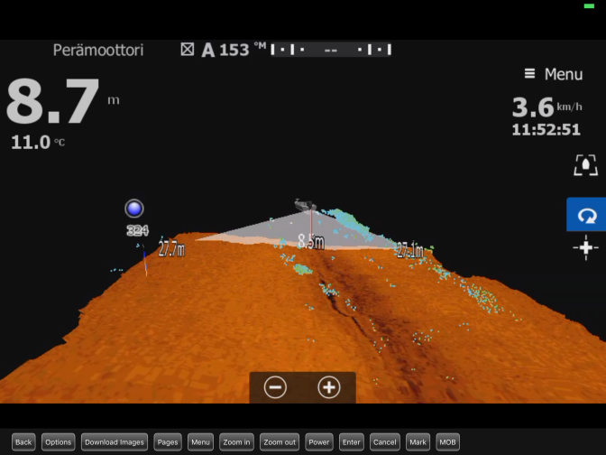 Kokemuksia: 3D-luotain osa 2